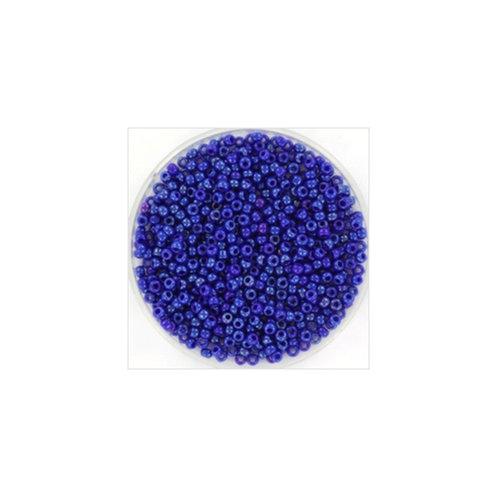 Miyuki Rocailles 11/0 Opaque Luster Cobalt, 5 gram