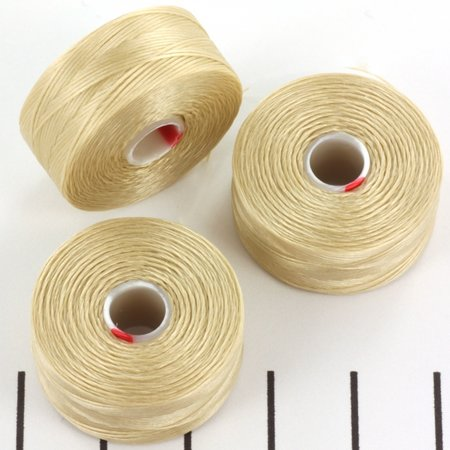 C-lon thread Beige, 71 meters