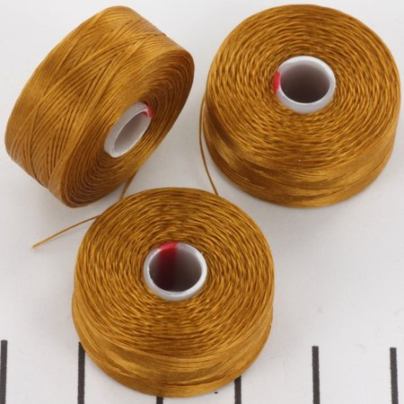 C-lon thread Gold, 71 meters