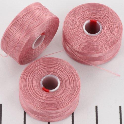 C-lon thread Pink, 71 meters
