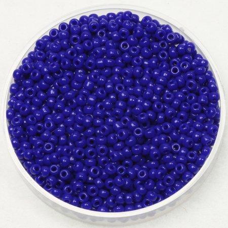 Miyuki Rocailles 11/0 Opaque Cobalt, 5 gram