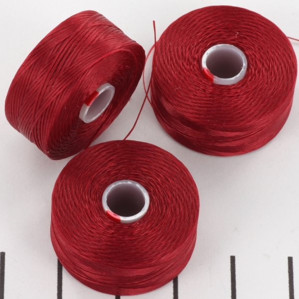 C-lon thread Red, 71 meters