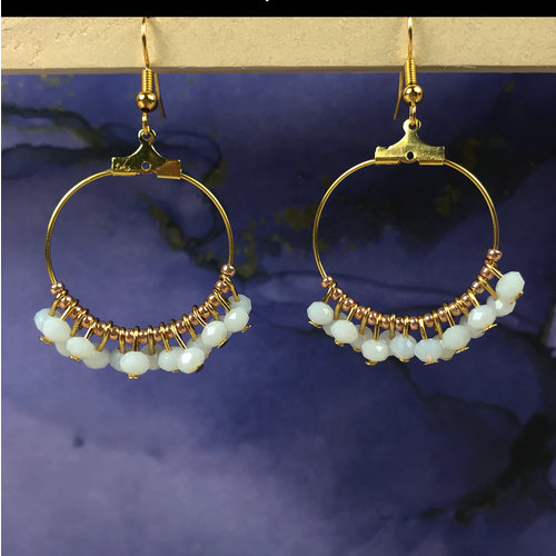 Hoop Earrings - Hollywood Style