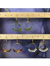 Handmade Hoop Earrings - Hollywood Style