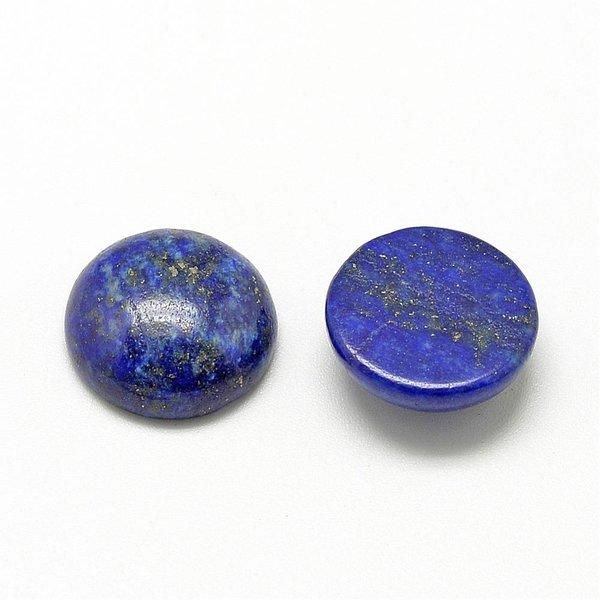 Natural Lapis Lazuli Gemstone Cabochon 20mm