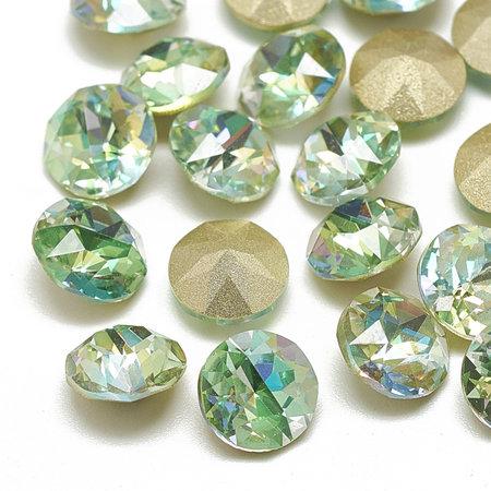 Point Stone Green Diamond 6mm