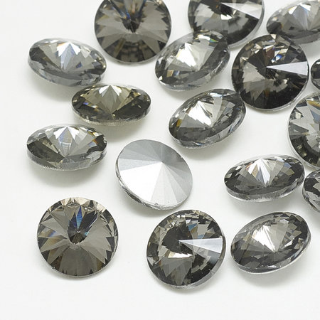 Point Stone Black Diamond 6mm
