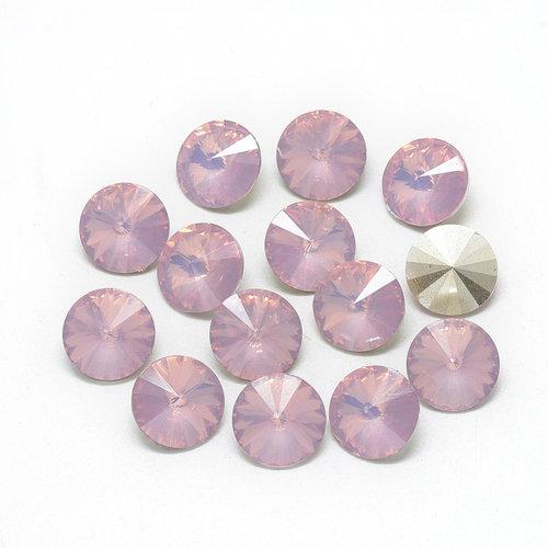 Rivoli Pointstone 12mm Hazy Pink