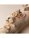 3 Ways to Make Rings with Sead Beads