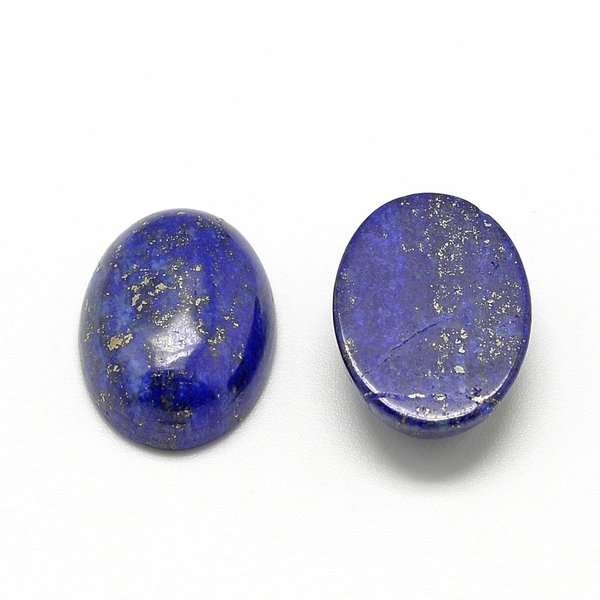 Natural Lapis Lazuli Cabochon 18x13x5mm