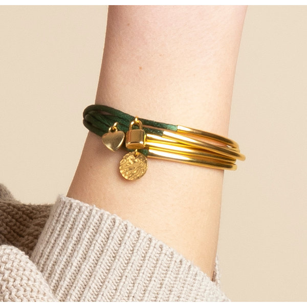 How To Make a Classy Bracelet with Satin Cord