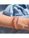 How to make a Bohemian Bracelet with Miyuki Delica's