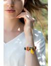 Boho Leren Armbandje Maken 2 Kleur Variaties