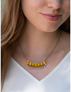 How To Make a Beadwork Necklace With Tube beads
