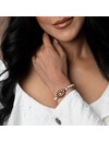 Armband Maken met Duo Beads en Lavakralen