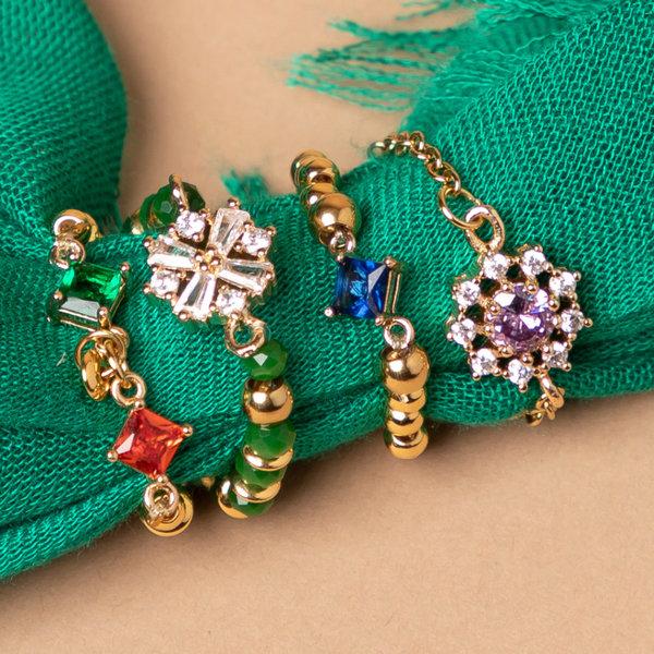 Ringen Maken met Luxe Zirkonia Tussenzetsels