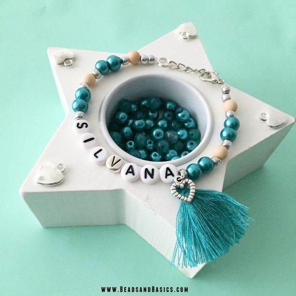 Name Bracelet Making