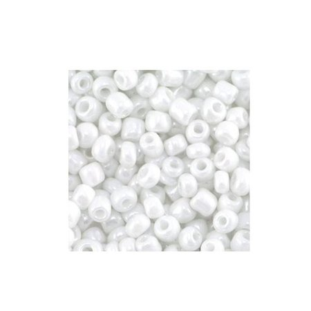 White Shine 4mm, 20 gram