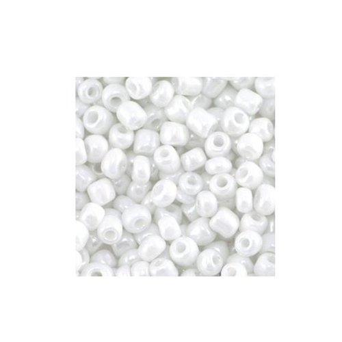 White Shine 4mm, 20 gram