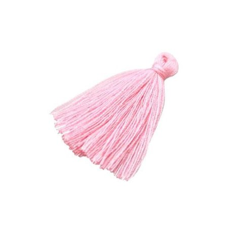 Tassel Pink 30mm, 5 pieces