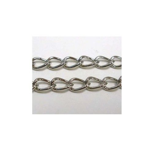 Chain Silver 4mm, 1 meter
