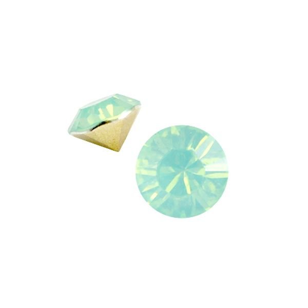 Puntsteen SS29 Mint Green Opal 6.2mm