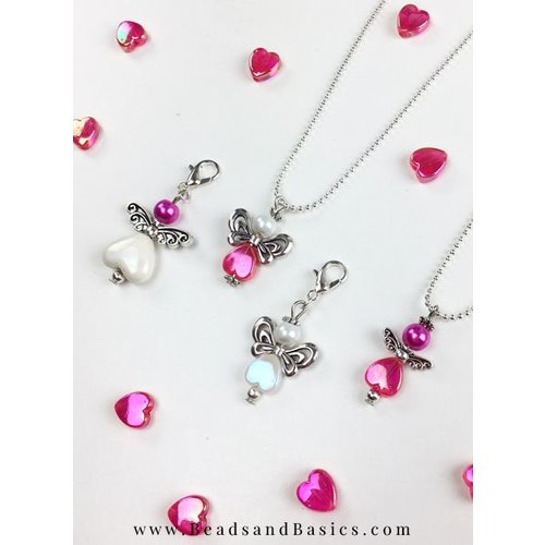 Love Making Angels With Beads - GIFT TIP