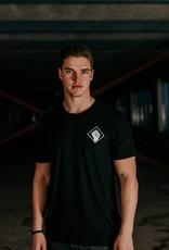 Rotterdam Rave T-shirt (man) logo front