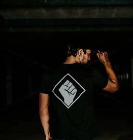 Rotterdam Rave T-shirt (man) logo back