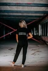 Rotterdam Rave T-shirt (woman) Rotterdam is rave. Rotterdam is techno.