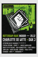 Rotterdam Rave Rotterdam Rave Poster Indoor Closing 2019