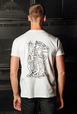 Rotterdam Rave Rotterdam Rave x Iwan Smit T-shirt White (Unisex)