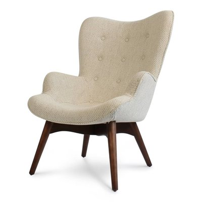 O5Home Fauteuil Naturel Hout