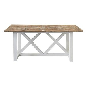 Arp bois table à manger