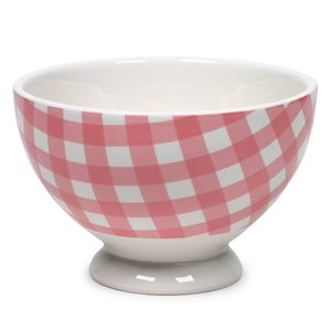 at home with Marieke Bowl pink