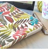 13inch Dames Laptop Sleeve Forest Beige