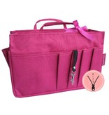 Bag in Bag Large Classic Roze Rits
