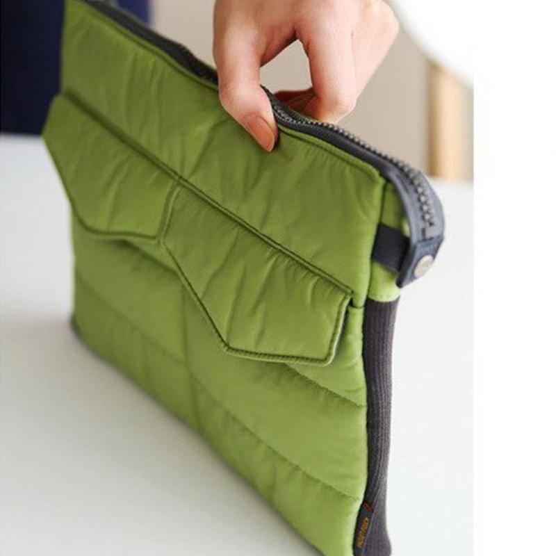 Bag in Bag Budget Tablethoes Petrol
