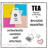 Theecadeau | Teabrewer You and Me sharing a cup of tea