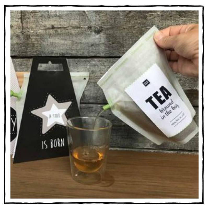 Koffie cadeau | Coffeebrewer Super Bedankt