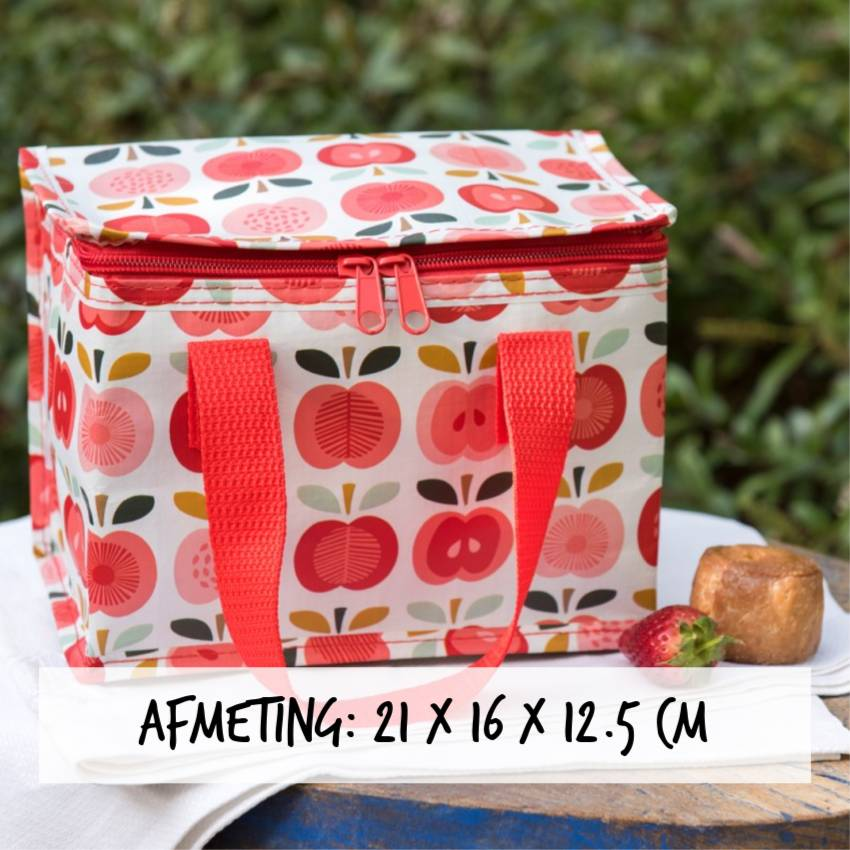 Kinder Lunch Koeltasje Vintage Apple