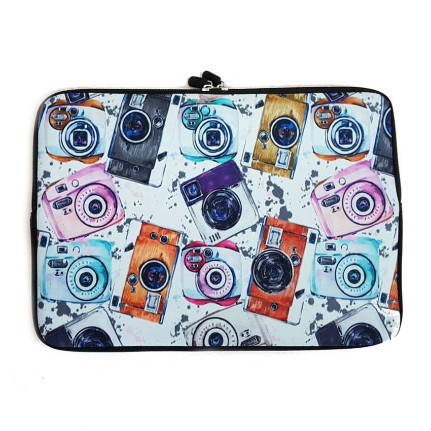 14inch Dames Laptop Sleeve Camera