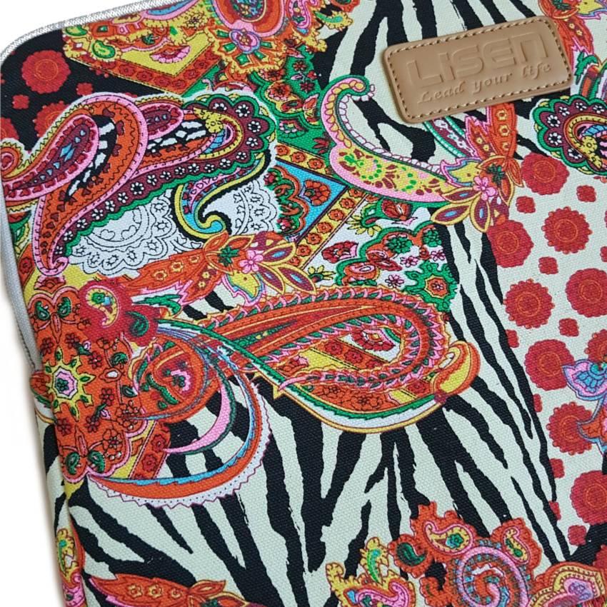 13inch Dames Laptop sleeve Fiesta