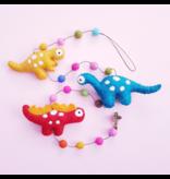 Babykamer Slinger / Guirlande Vilten Dino's