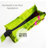Bag in Bag Large Classic Grijs Rits