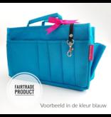 Bag in Bag Large Classic Blauw