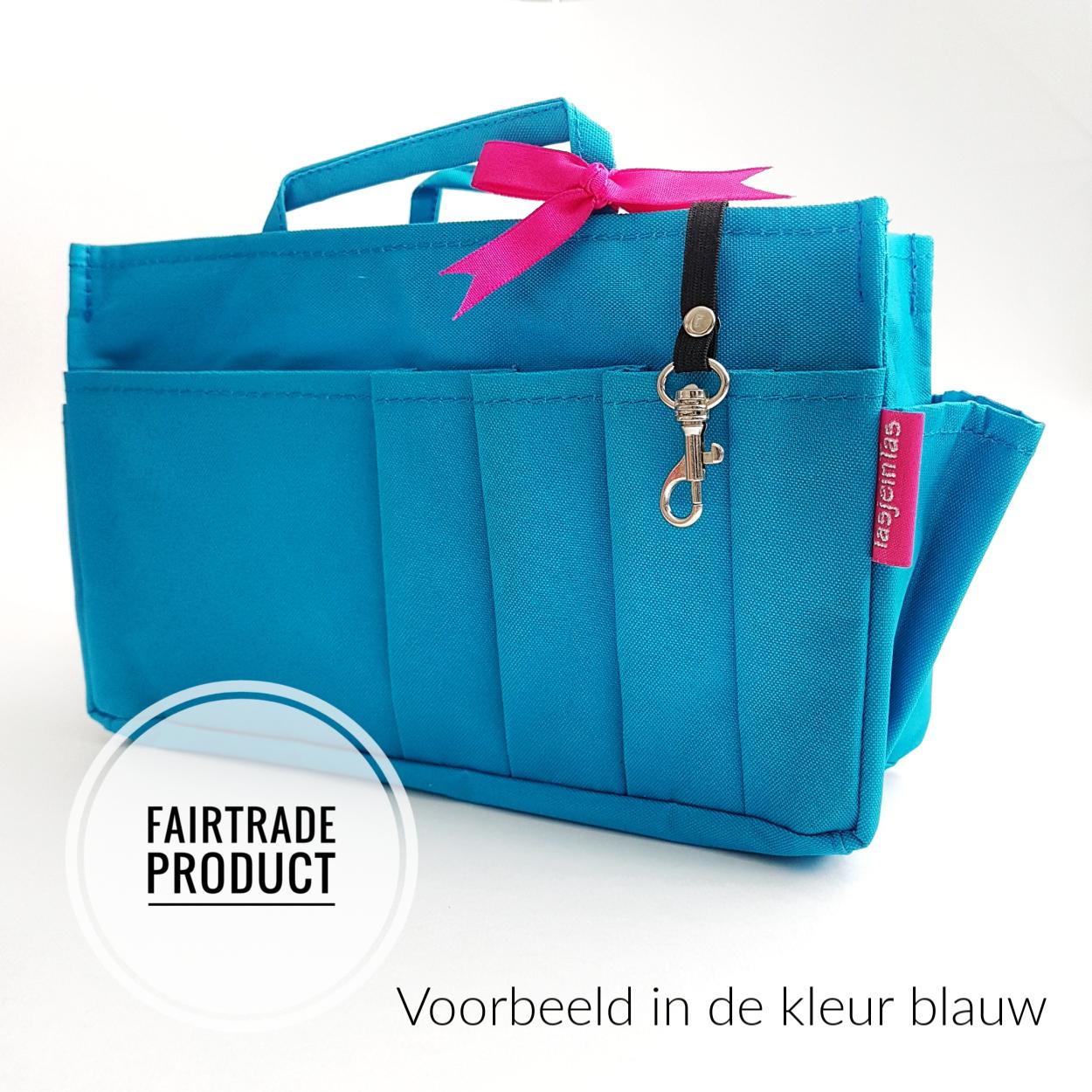 Bag in Bag Medium Classic Zwart