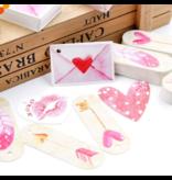 Cadeaulabels Cupido (50 stuks)