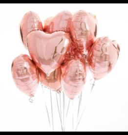 Helium Ballon Hartjes