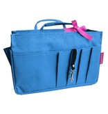 Bag in Bag Medium Classic Blauw